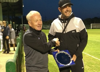Football: East Thurrock retain Robin Nash Trophy