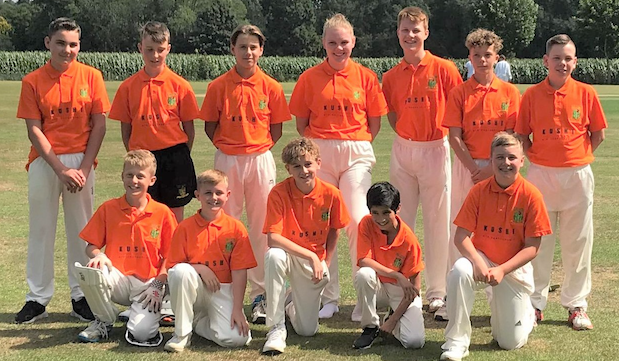 Cricket: Belhus youngsters shine on tour in Norfolk