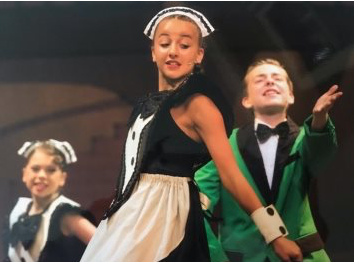 Corringham student wins place at prestigious London stage school run by TV star