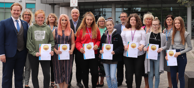 Record number of Thurrock students receive A-Level and vocational results