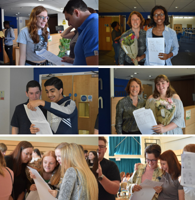 Harris Academy Ockendon celebrate GCSE success