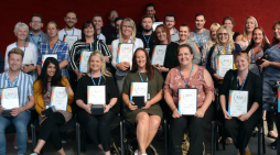 South Essex College staff achievements recognised at annual AAA Awards