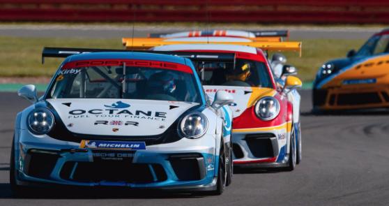 Dan Kirby enjoys Porsche Carrera Cup GB return at Silverstone