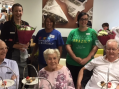 Marks and Spencer host tea party for Contact the Elderly