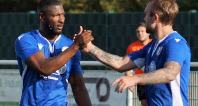 Football: Grays Athletic win out in five goal thriller