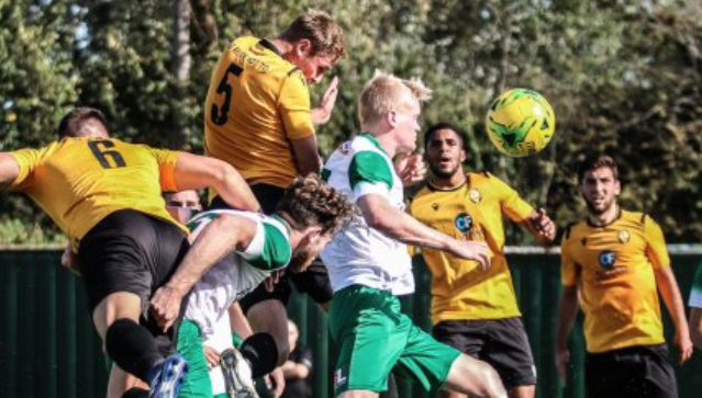 Football: East Thurrock United rock The Rocks