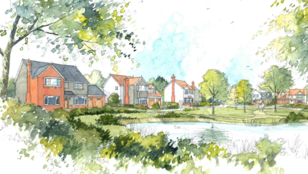Developer changes plans for 80-home development in Bulphan due to need for 'larger family homes'
