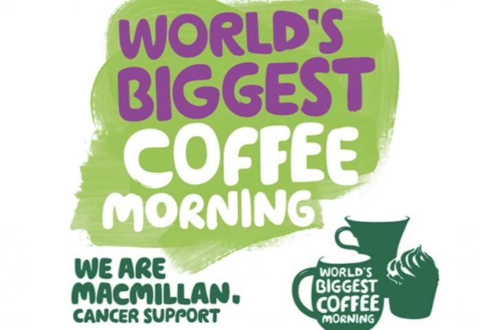 Bluebird Care set to host MacMillan coffee morning