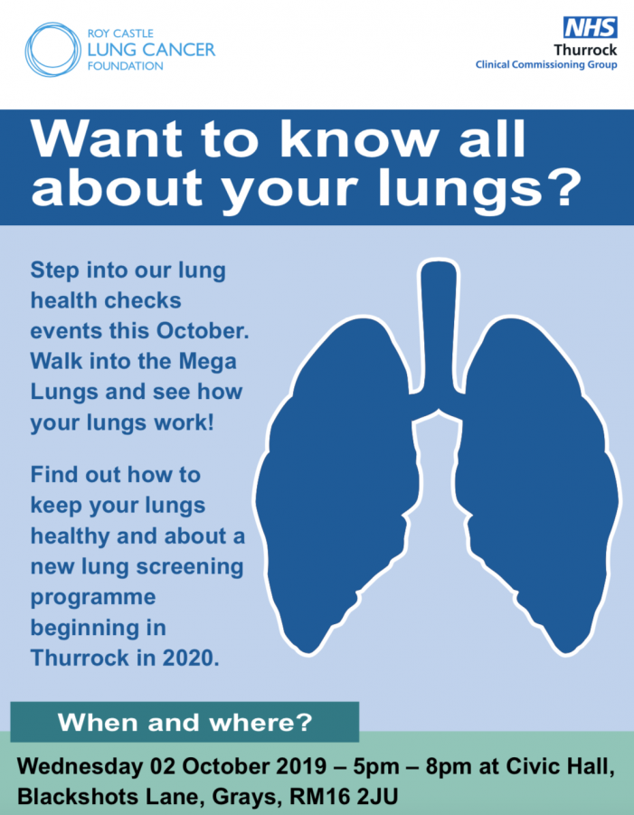 Mega Lungs is coming to Thurrock