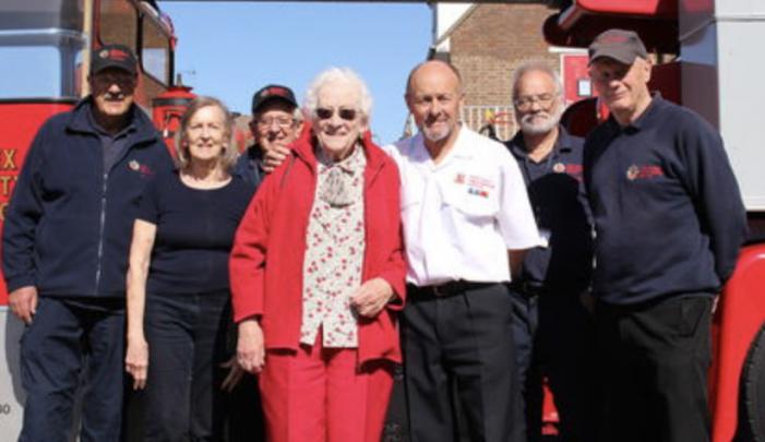 Fire service at 21, VIP at 100: Hocky Hockets' incredible story