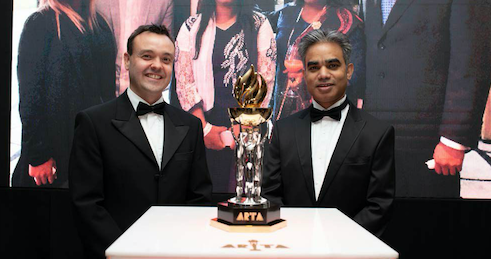 Grays Indian restaurant up for top award