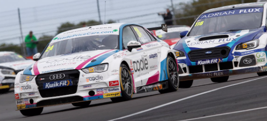 Strong points the target for Trade Price Cars Racing as maiden BTCC campaign draws to a close