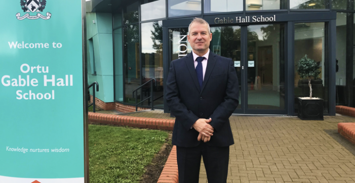 New Principal for Ortu Gable Hall School appointed