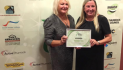 Thurrock CVS win award for Active in the Workplace award