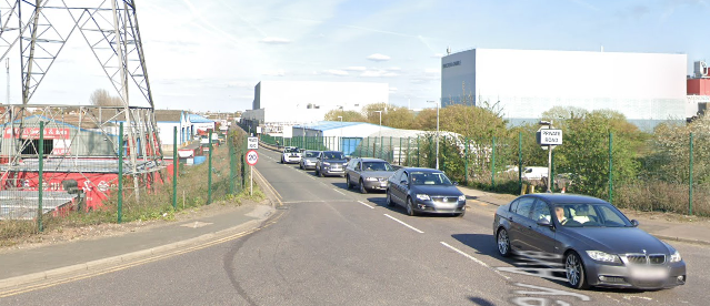 Fire crews called to factory fire in West Thurrock