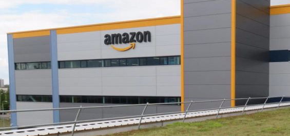 Trades Union claim over 50 serious injuries at Amazon warehouse in Tilbury