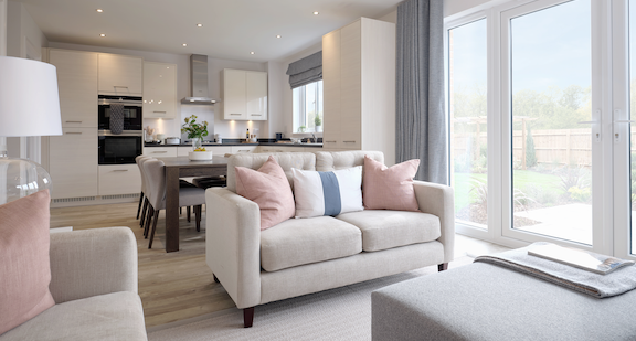 Redrow opens show home at The Shires in Bulphan