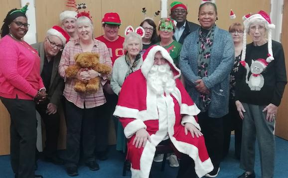 It's ho ho ho as St. Thomas of Canterbury Church holds its 2019 Christmas Bazaar
