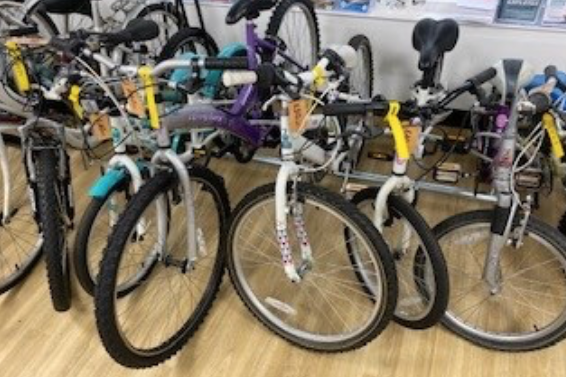 Spread out the cost of a new bike this festive season with help from the Tilbury ForwardMotion Cycle Hub's Christmas Club.