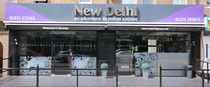 Award-winning New Delhi restaurant is at the heart of the community
