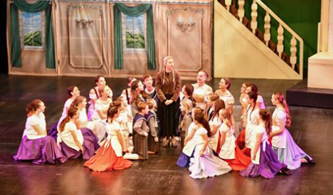 The hills are alive with The Sound of Music at Thameside Theatre