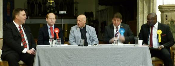 South Basildon and East Thurrock Question Time