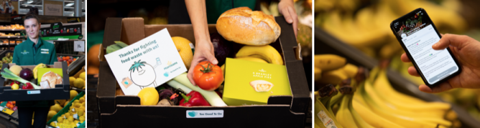 Morrisons to offer boxes of unsold food in fight against food waste