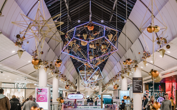 Rituals Cosmetics and Ted Baker open at intu Lakeside in time for Christmas