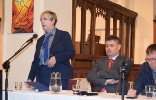 Mr Perrin's Blog: Thurrock's General Election candidates face Question Time
