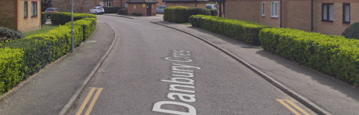 South Ockendon flat destroyed after resident falls asleep with candles alight