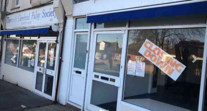 Mystery surrounds closure of long-running Thurrock charity