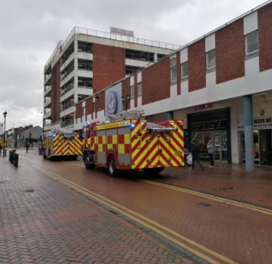 Grays Shopping Centre: Several people unwell after CS gas discharged