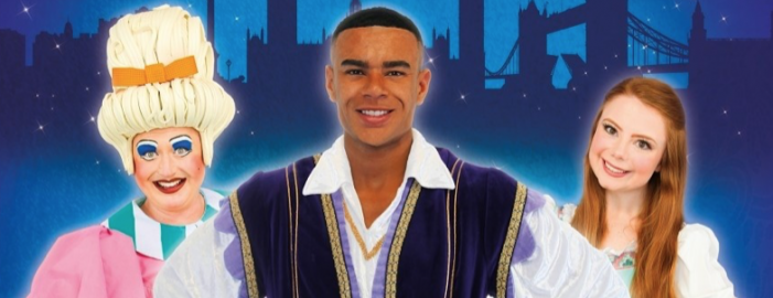 Review: Dick Whittington at the Thameside Theatre.