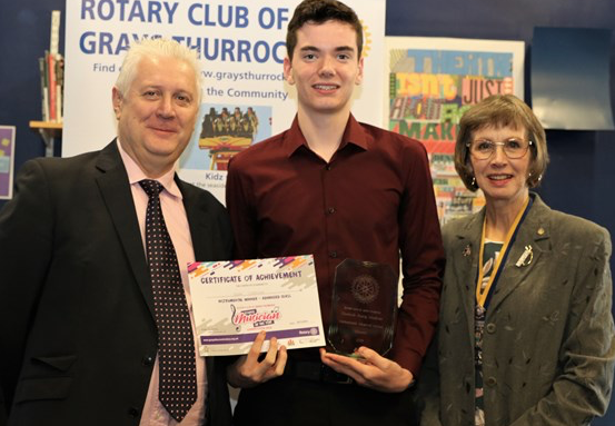Thurrock Young Musician of the Year celebrates talent across the borough