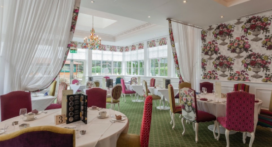 Review: Garden Brasserie Restaurant at Orsett Hall