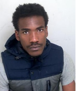 Police want to trace Carlito Hall over attempted robbery and possession of firearm.