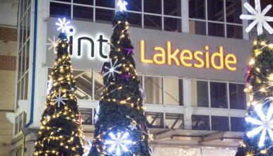 Festive opening hours at intu Lakeside