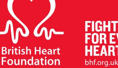 Christmas message from British Heart Foundation