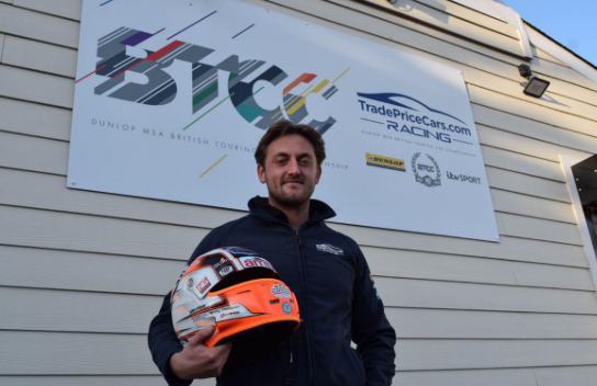 Motor Sport: Bobby Thompson joins Trade Price Cars Racing for 2020