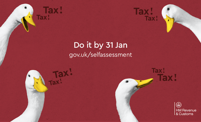 Get quacking with less than a month to go to file your tax returns