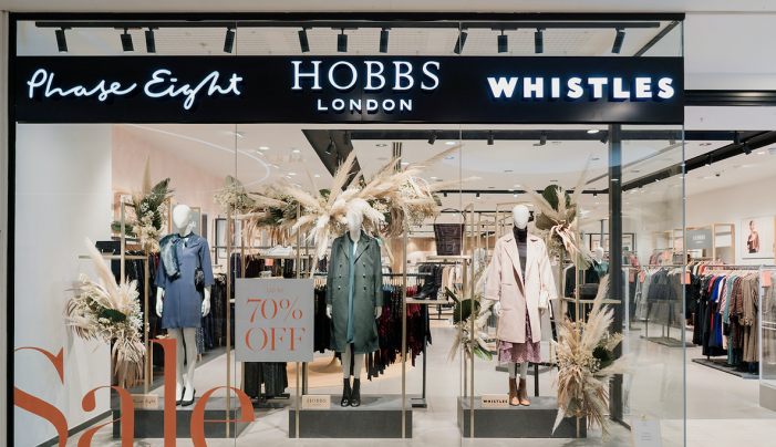 TFG London opens first store at intu Lakeside