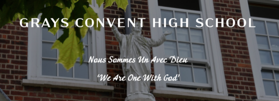 Grays Convent High School launch new website
