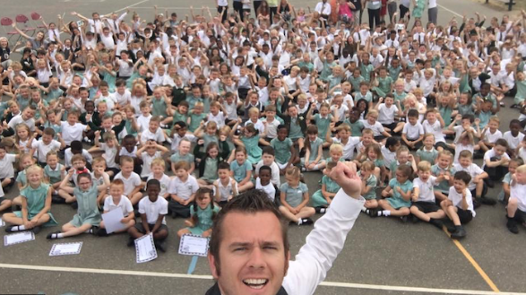 Thurrock Civic Awards: Please vote for Arthur Bugler Primary