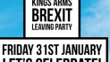 Kings Arms pub in Orsett set to hold Brexit party