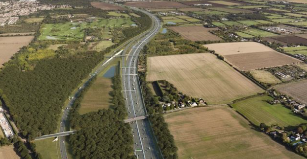 Eight week consultation into Lower Thames Crossing begins