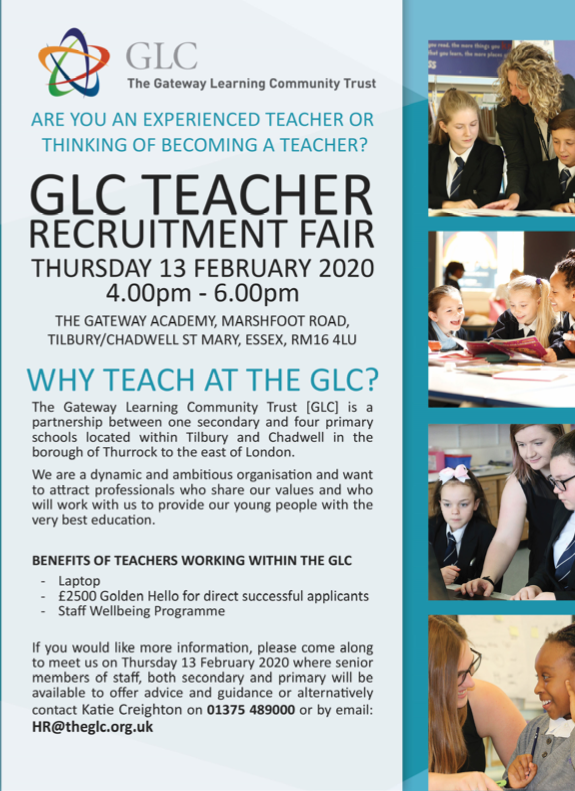 Gateway Academy Recruitment Fair