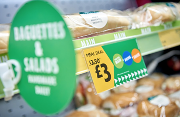 Morrisons knocks 50p off lunchtime meal deal