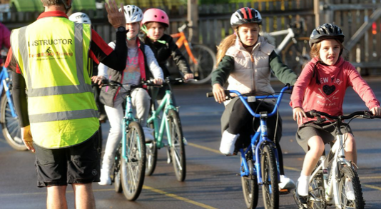 Every child in Thurrock to be offered cycle training