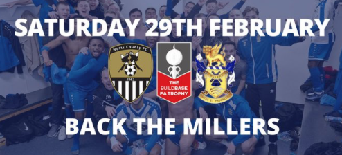 Football: Aveley draw Notts County in Quarter Finals of FA Trophy