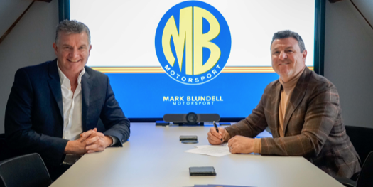 Mark Blundell Motorsport (MB) will join the Kwik Fit British Touring Car Championship grid in 2020